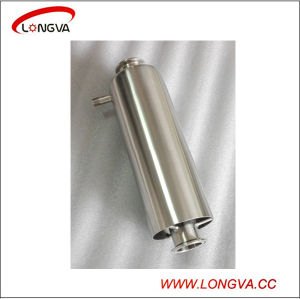 Stainless Steel Sanitary Jacketed Spool with Dry Ice Sleeve pictures & photos