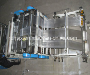 6 Line Bottom Sealing Shopping Bag Making Machine (HSXJ-1000) pictures & photos