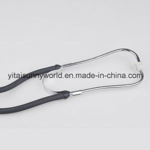 Silver Color Head Sprague Rappaport Stethoscope (SW-ST03A) pictures & photos