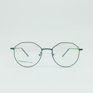 in Stock High Quality Hot Selling New Design Metal Stainless Optical Frames Eyeglasses pictures & photos