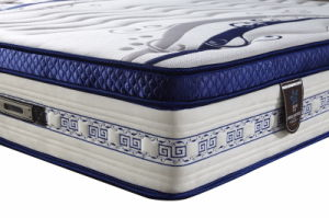 Home Furniture Cheap King Memory Foam Pocket Spring Mattress Jbl2000-1 pictures & photos