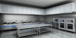 Commercial Induction Cooker for Restaurant Kitchen pictures & photos