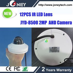 Mini Size 2megapixel Ahd Dome Camera with 10 IR Range, High Definition Analog Camera pictures & photos