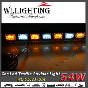 """42"""" Amber/White LED Arrow Stick Light pictures & photos"""