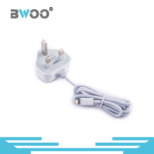 High Quality Mobile Phone USB Travel Charger with Cable pictures & photos