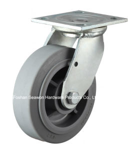 Caster Heavy Duty Swivel TPR Caster pictures & photos