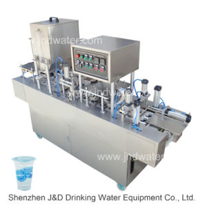 Automatic CE Standard Cup Filling Sealing Machine for Liquid pictures & photos