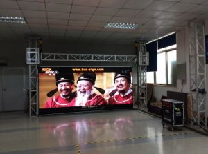 pH4 mm Indoor Full Color LED Display, LED Screen, LED Billboard, LED Sign (CE RoHS FCC Certificate) pictures & photos