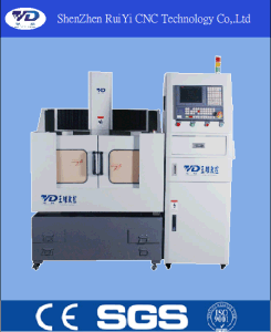 Mini CNC Carving Machine (RY430)