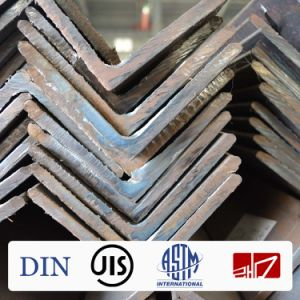 Size 50*50*5mm Steel Equal Angle Bar pictures & photos