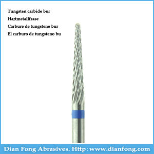 L023CE Cross Cut Tungsten Carbide Cutter Dental Rotary Tool pictures & photos