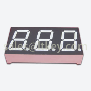 0.56 Inch 3 Digit 7 Segment LED Display pictures & photos