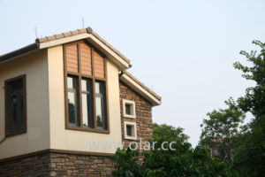 Calcium Silicate Board -Wood Grain Siding, Wall Decoration Panel pictures & photos