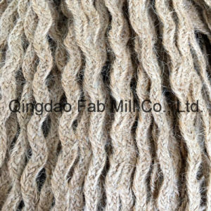 0.5mm Wide Jute Wave Webbing/Ribbon pictures & photos