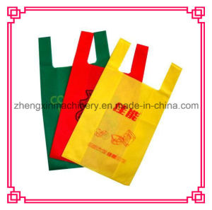 Promotion Bag Non Woven Fabric Bag Making Machine Zxl-D700 pictures & photos