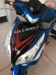 1500W Racing Electric Dirt Bike with Disk Brake (EM-004) pictures & photos