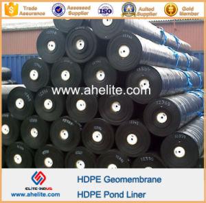 Waterproofing Material LLDPE PVC LDPE EVA HDPE Geomembrane Liners pictures & photos