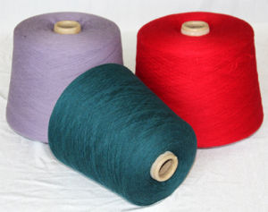 Worsted/Spinning Yak Wool/Tibet-Sheep Wool Knitting /Crochet Yarn/Fabric/Textile pictures & photos
