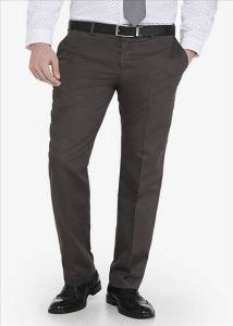 Men′s Straight Leg Casual Cotton Pants for Men pictures & photos