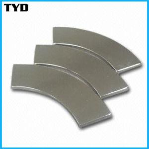 Powerful N42 Sintered Segment Neodymium Magnet