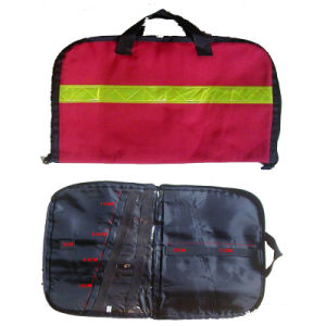 Medical Multi Bag with Reflective Yellow PVC Strip (CL 32)