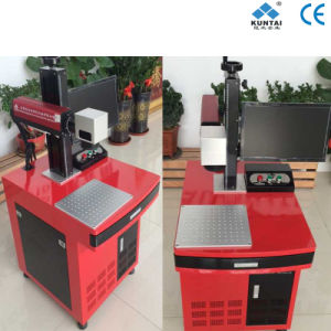 Cheap Fiber Laser Marking Machine for Ss, Laser Marking System pictures & photos