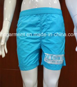 Sports Wear Polyester/Cotton Board Shorts Quickly Dry pictures & photos