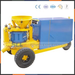 Construction Machinery Best Choice Gunite Machine From China pictures & photos