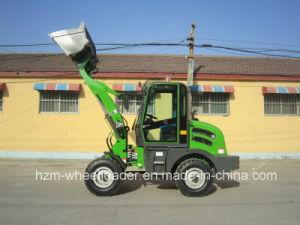 1.0ton Zl10 Small Mini EPA Engine Wheel Loader pictures & photos