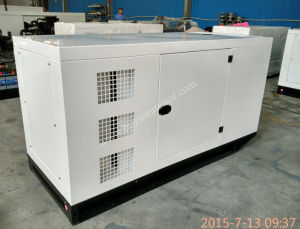 Silent Power Diesel Electric Generator by Chinese Diesel Engine (20KW~200KW) pictures & photos