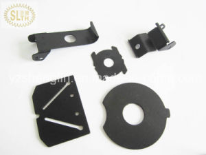 High Quality Custom Metal Stamping Parts /Black pictures & photos