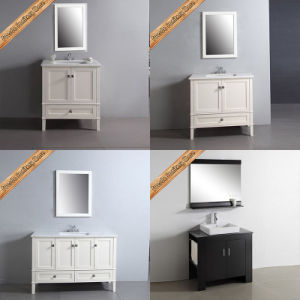 Fed-1101 32 Inch Beautiful Modern Bathroom Vanities American Style Bath Furniture pictures & photos