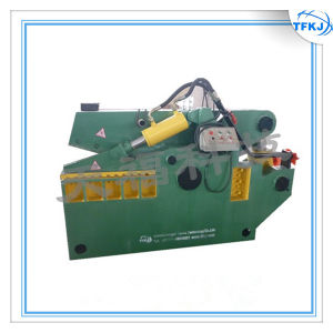 Alligator Type Metal Sheet Hydraulic Scrap Shear pictures & photos