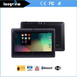 7 Inch Allwinner A33 Android 4.4 Quad Core Tablet PC with 1GB 16GB Storage Two Cameras HD Screen pictures & photos