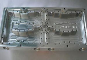 EU Standard Aluminum Machine Parts for Equipment pictures & photos