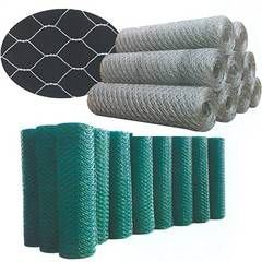 Stainless Steel Hexagonal Wire Netting pictures & photos