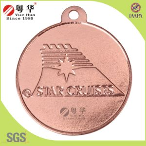 Custom Antique Gold Metal Coin in China Guangdong pictures & photos