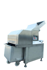 Beef Frozen Meat Flaker Cutting Machine Qk553 pictures & photos