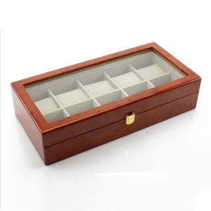 Hx-A0745 Watch Box (10 Watches) - Extra Wide pictures & photos