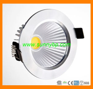 COB Dimmableled LED Panel Light Downlight with CE RoHS IEC pictures & photos