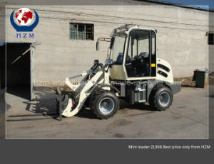 Mini Loader (zl08, Quick Hitch, CE, Multifunction) pictures & photos