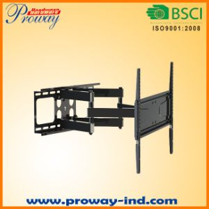 Dual Arm Fulll Motion TV Bracket for Most 32-65 Inch pictures & photos