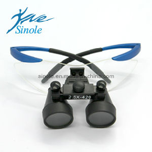 Dental Magnifier 2.5X/ 3.5X Dental Loupes (18-15) pictures & photos