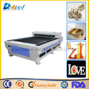 150W/260W Auto Focus Metal Steel Laser Cutting CNC Machine for Sale 20mm Wood Cut pictures & photos