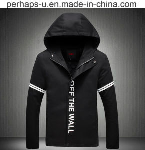New Fashion Comfort Outdoor Jacket Cotton Softshell Jacket for Men pictures & photos