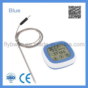 Different Colors Wireless Cooking Thermometer pictures & photos