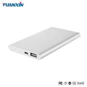 Popular 2600mAh Potable RoHS Power Bank for iPhone/iPad