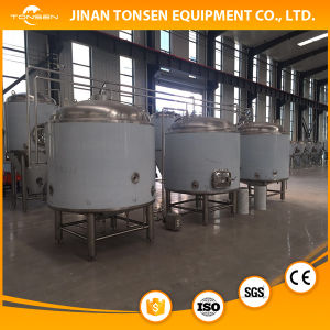 Beer Brewing Equipment Conical Fermentation Tank Storage Kettle Used in Brewery pictures & photos