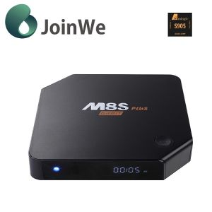 Android 5.1 TV Box M8s Plus Amlogic S905 Quad Core pictures & photos