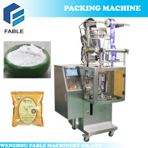 Pouch Packing Machine/ Powder Weighing Machine pictures & photos